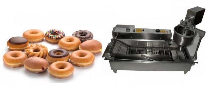 аппарат для приготовления пончиков в домашних условиях