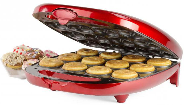 пончики дома