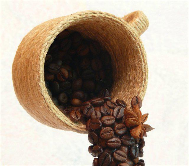 как сделать кофейную чашку